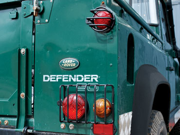 Defender Body And Panels