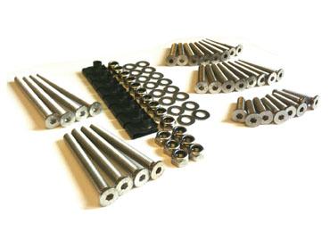 Defender Stainless Steel Bolt Kits