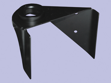 Defender Axle to Chassis Brackets
