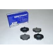 90 REAR BRAKE PAD SET