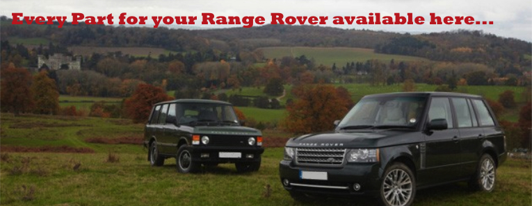 Landrover Spares And Rangerover Spares Buckley Brothers