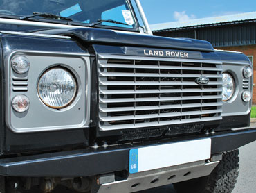 Defender Body Panels - Bumpers - Mudflaps - Paint