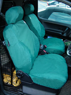 Freelander 2 Seat Covers