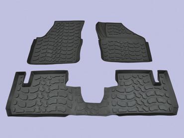 Freelander 2 Rubber Mat Sets