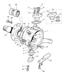 Swivel Housing From JA032851