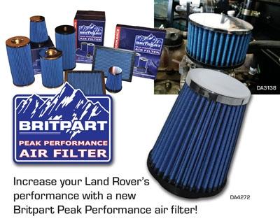 Air Filters Britpart