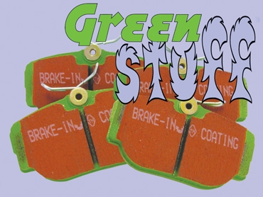 Green Stuff Pads