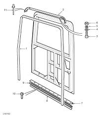 Defender Rear Doors