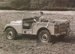 Series Landrovers For Sale