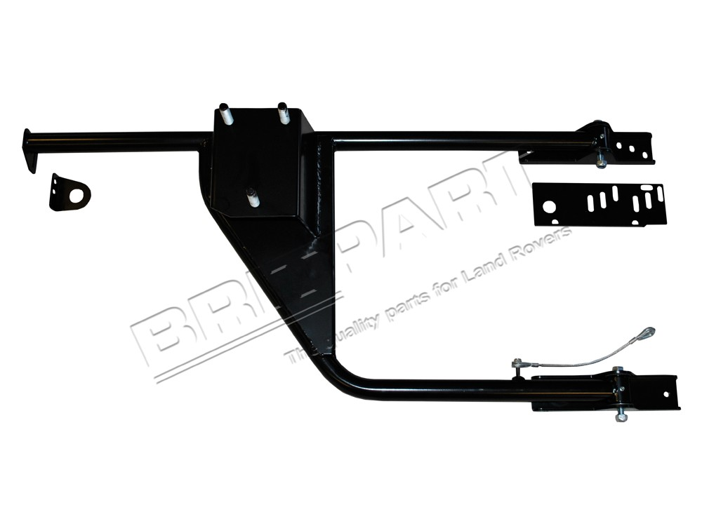 DEFENDER SPARE WHEEL CARRIER WITH TAILGATE