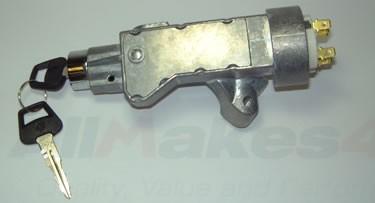 LAND ROVER DEFENDER TDI//200//300 STEERING COLUMN LOCK IGNITION BARREL QRF100880