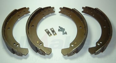 "Brake Shoes SWB 10"" STC2796 BRITPART"
