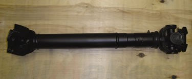 DEFENDER  PROPSHAFT FRONT TD5 Diesel from Chassis 1A612405