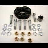 Propshaft Rubber Coupling & Bolt Kit (GKN) TVF100010GB STC2932