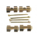 Front Brake Pad Fitting Kit (UPTO APPROX 1990) STC8573