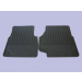 DEFENDER FRONT RUBBER MAT SET (PAIR) DA4423 FROM 1994